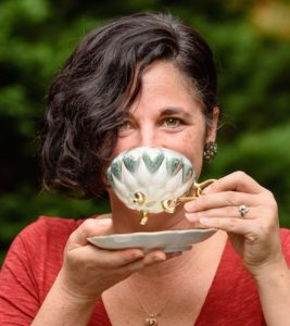 Angela Renals of Destination Tea