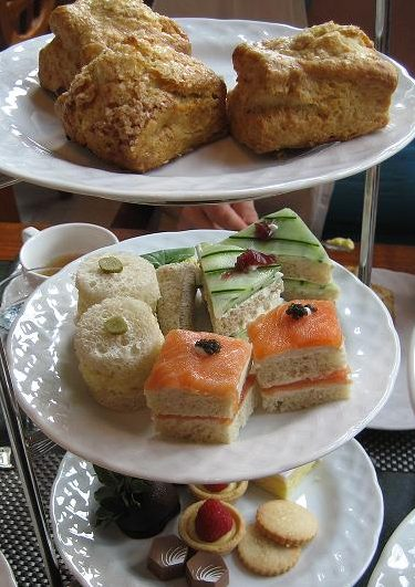 Four Seasons afternoon tea curate