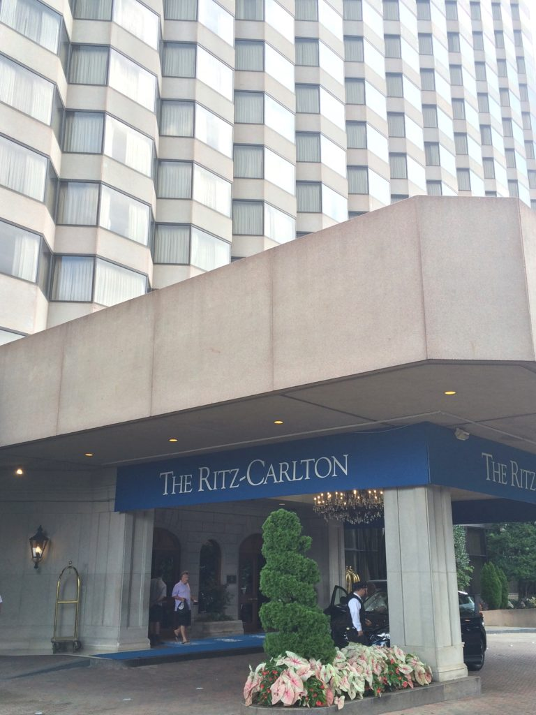 Ritz-Carlton Exterior