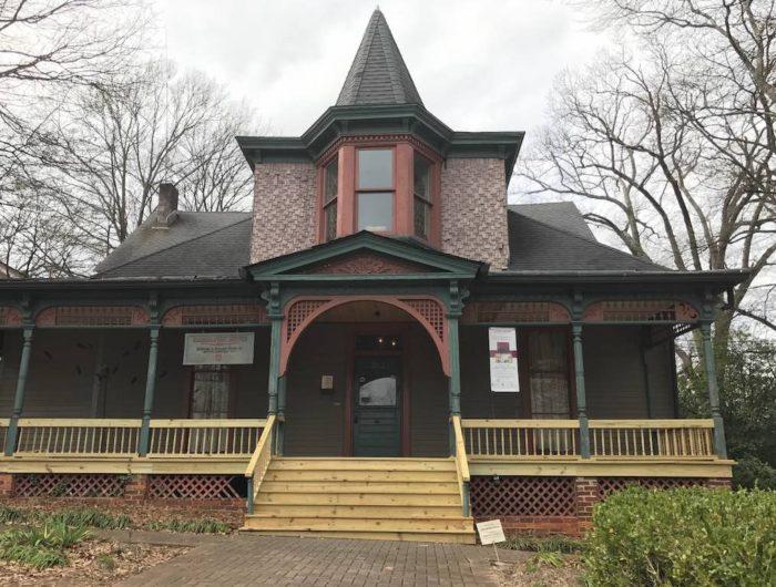 Hammonds House exterior