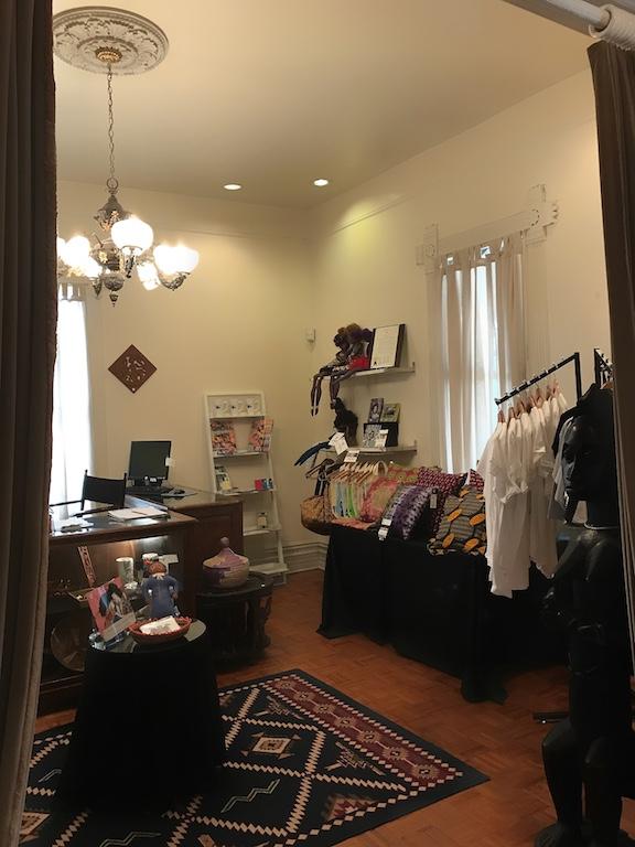 Hammonds House Museum gift shop