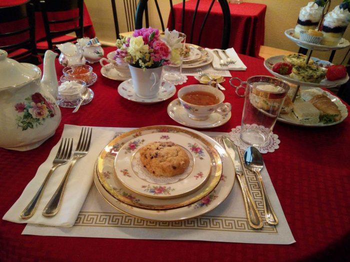 Tea World Cafe and Tea Room in Titusville, FL.