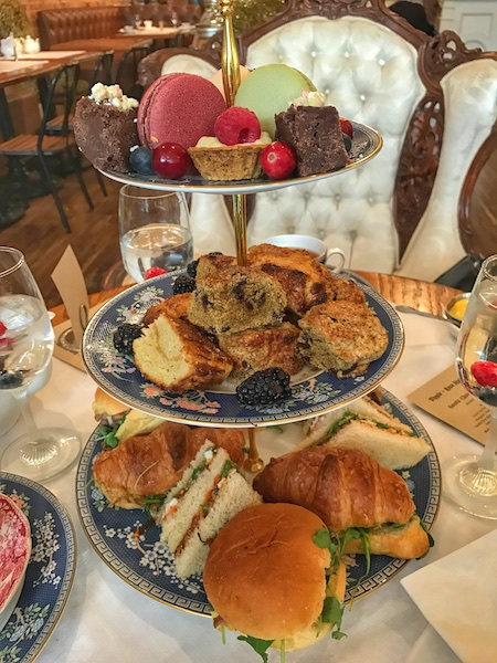 Tipple+Rose Holiday Tea in Virginia-Highland, Atlanta, GA