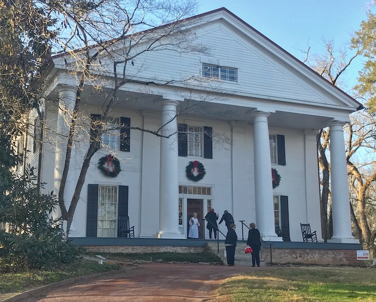Bulloch Hall in Roswell, GA