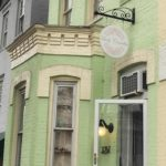 Exterior Lady Camellia Tea Room in DC