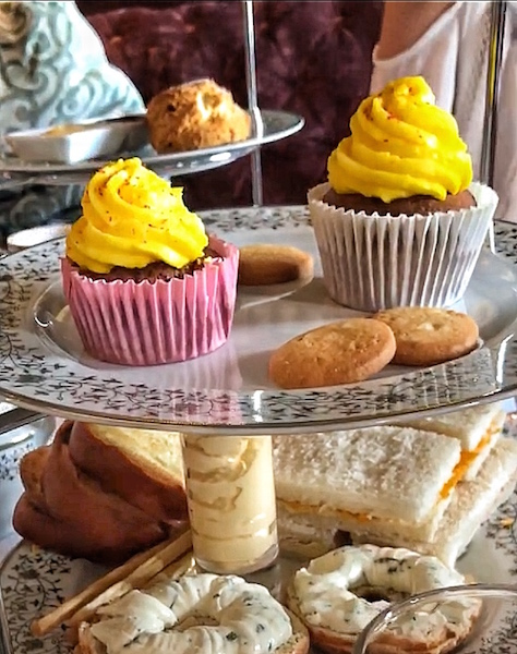 Children's afternoon tea at Mount Juliet Estate