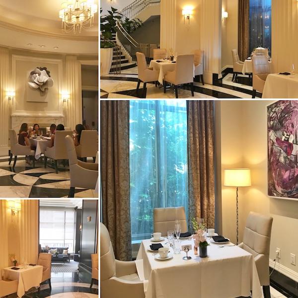 Cafe & Bar in Mandarin Oriental Atlanta
