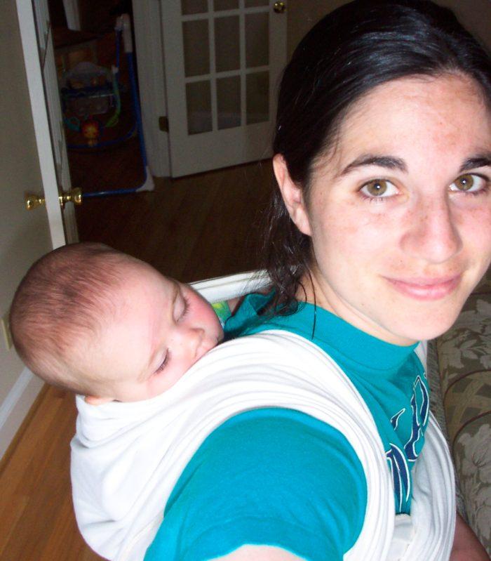 new mom days