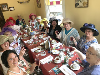 ladies of Southern Tea Time Getaway Tour