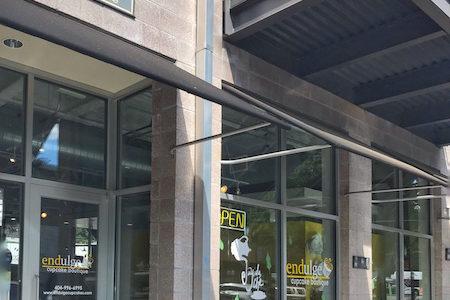 exterior Jayida Che Herbal Tea Spot in East Atlanta