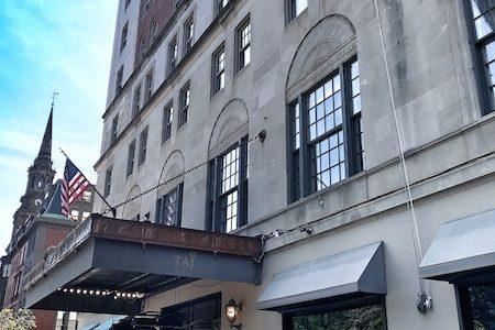 exterior Taj Boston