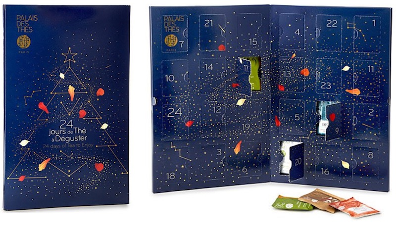 Palais des Thes advent calendar
