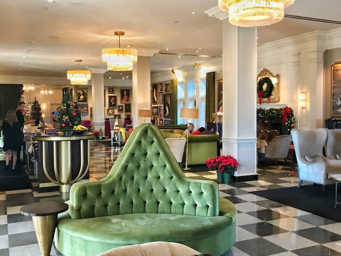 The Raleigh Room at The Cavalier Hotel, VA