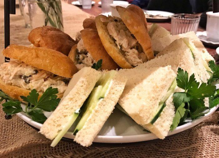 Sandwiches at Just Add Honey Atlanta Beltline
