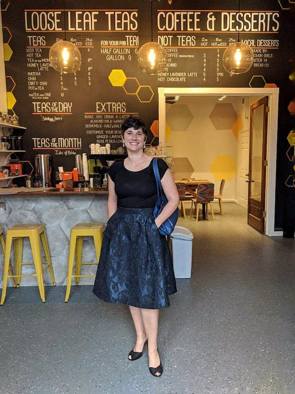 decor and style at Just Add Honey Atlanta Beltline
