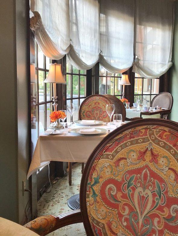 Interior Ristorante Cavour at Hotel Granduca Houston
