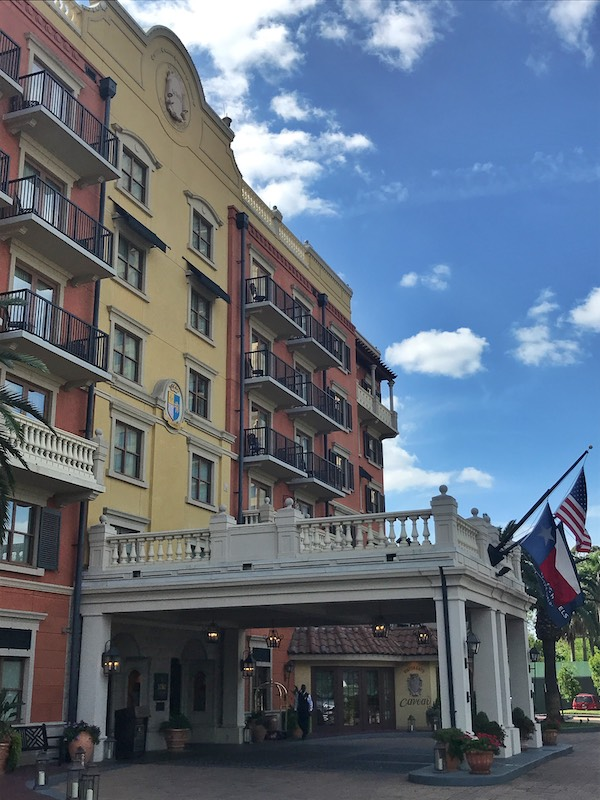 exterior Hotel Granduca