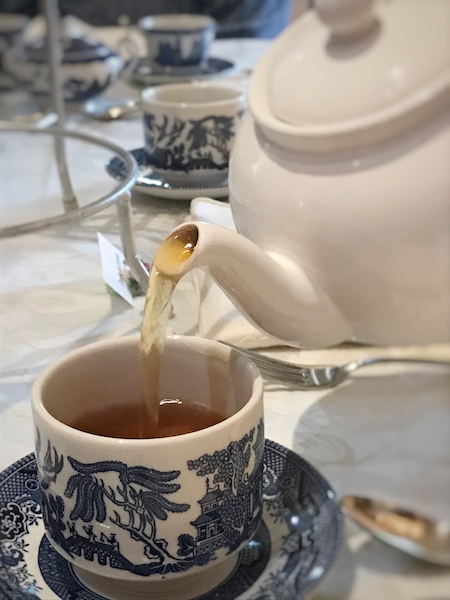 Elmwood Inn teas poured at Smith-McDowell House Museum