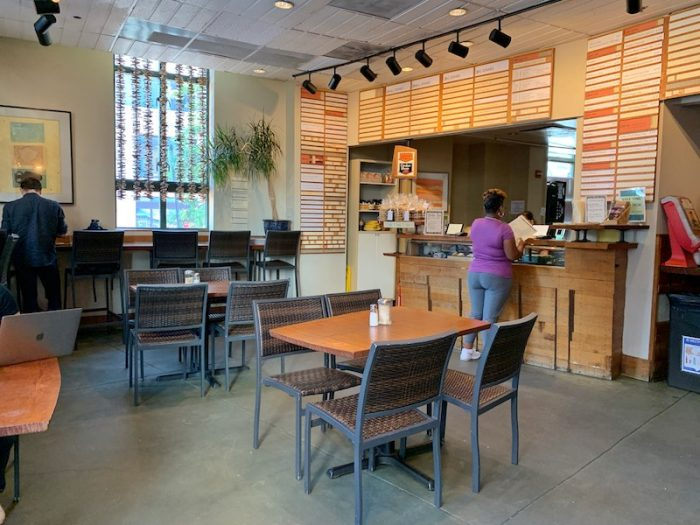 interior Teaism Penn Quarter in Washington, DC