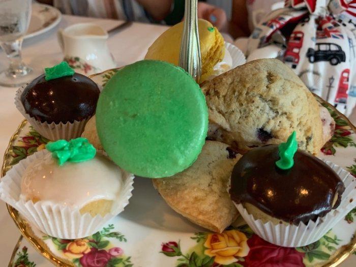 desserts at Boardwalk Plaza Hotel in Rehoboth Beach, DE