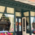 exterior Main Street Enchanted Tea Room