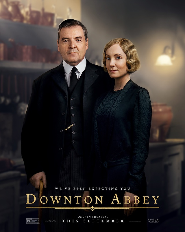 The Bates' of Downton Abbey 2019 Film