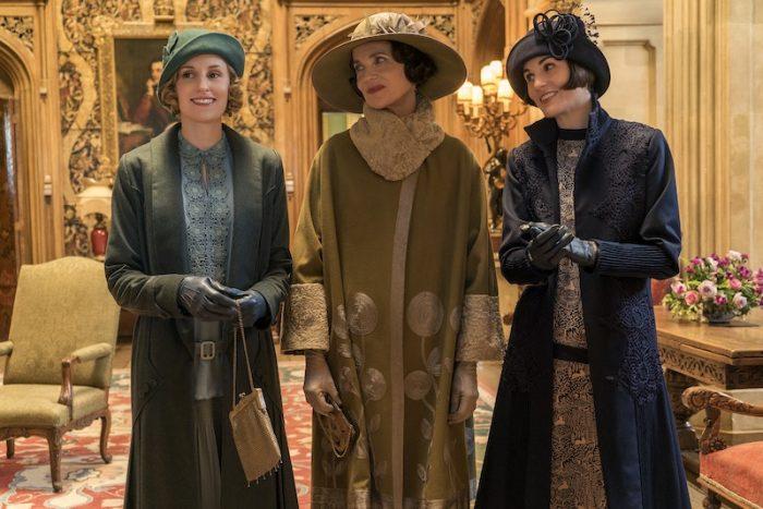 The ladies of Downton Abbey 2019 film