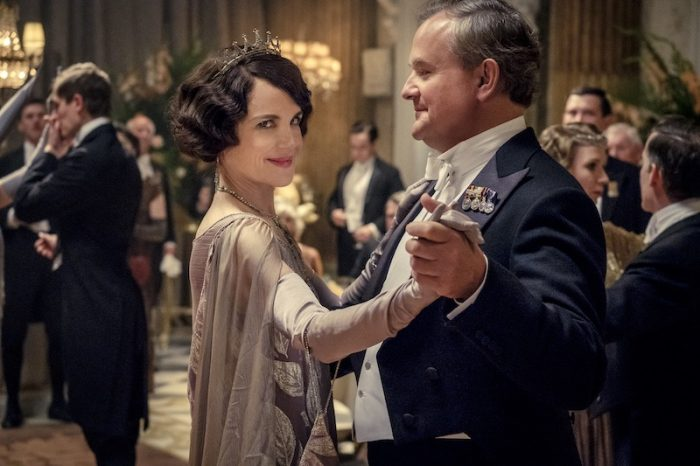 Lady and Lord Grantham of Downton Abbey 2019 film