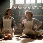 Downton Abbey 2019 Film patmore tea