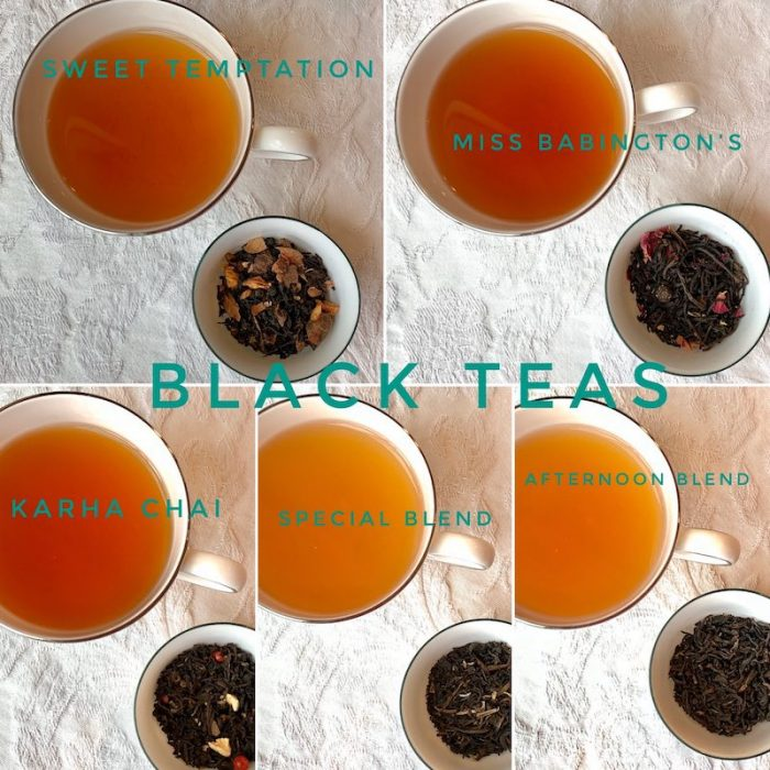 Babingtons black teas from Rome, Italy
