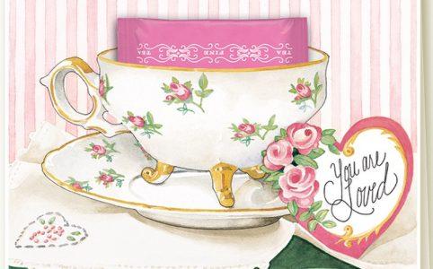 Kimberly Shaw Tea Cup Cards