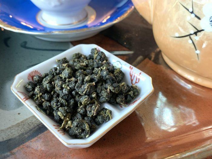 MIlk Oolong from Zi Chun Teas