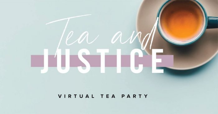 Thistle Farms' Tea and Justice Virtual Tea Party