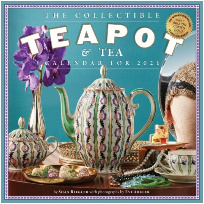 The Collectible Teapot & Tea Calendar, 2021