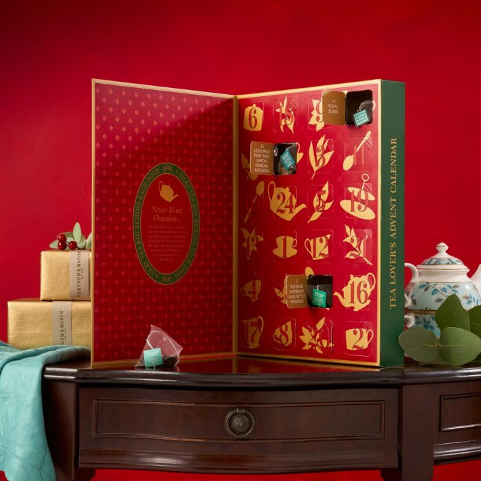 fortnum & mason 2020 tea advent calendar