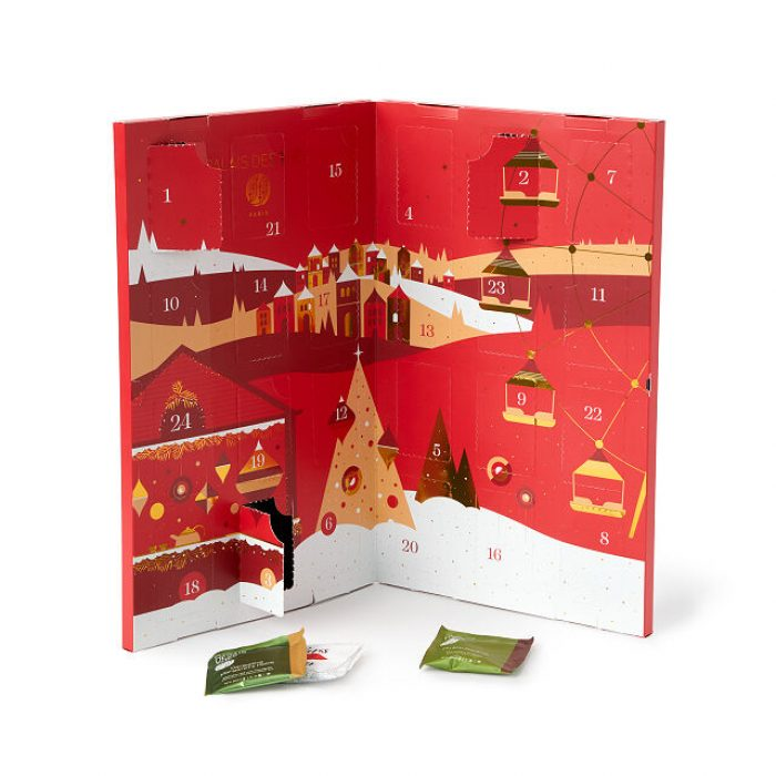 Palais des thes 2020 tea advent calendar
