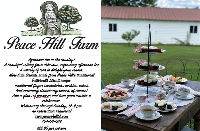 Peace Hill Ad