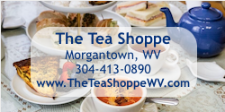 The Tea Shoppe Position 3 Doublewide Ad
