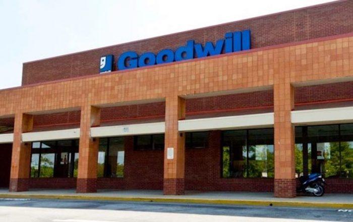 Goodwill in Peachtree Corners