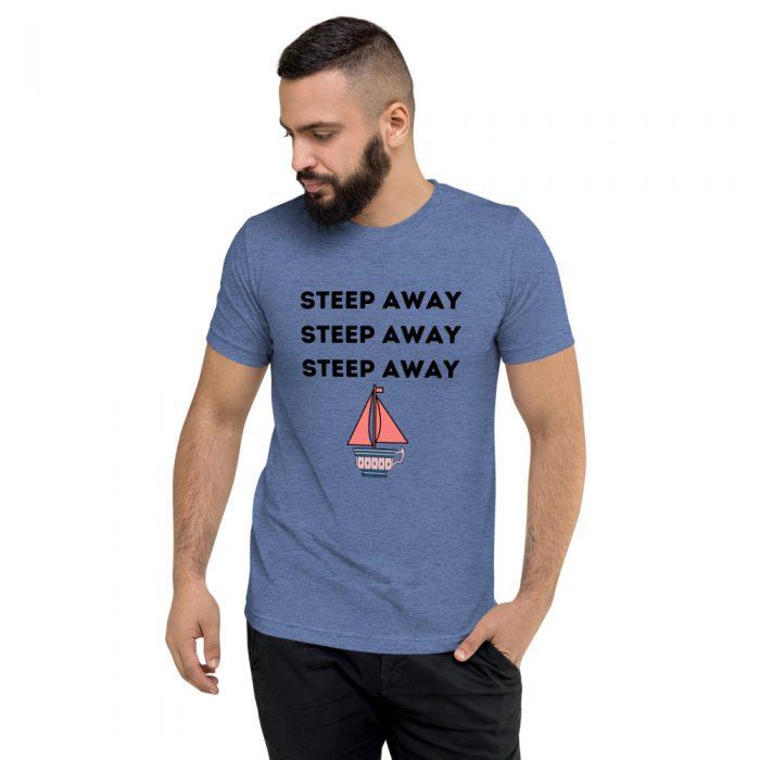 Steep Away Tea Shirt by Destination Tea